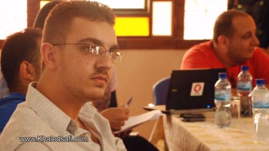 المطور البرمجي محمد سفيان شراب