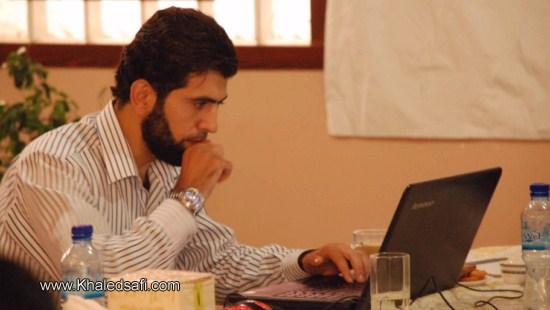 خالد صافي هنا