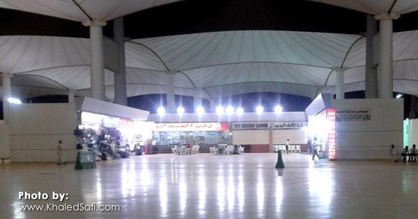 مراكز التسوق في مطار جدة