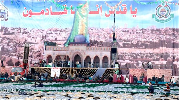 Photo of كم دولار ميزانية حفل انطلاقة حركة حماس 24؟