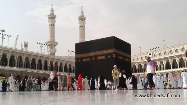 Photo of رحلة حول الحرم في 14 يوماً من الجنة