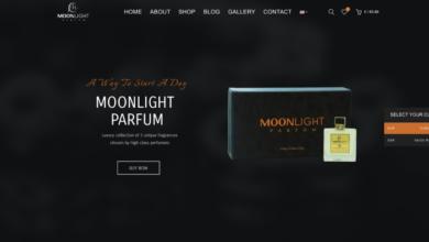 Photo of موقع Moonlight Parfum