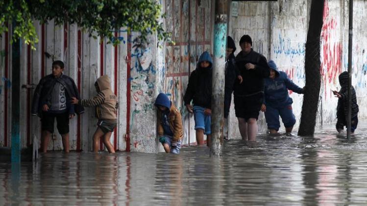 Photo of تغريدات مصورة لأخبار الأمطار على #فلسطين