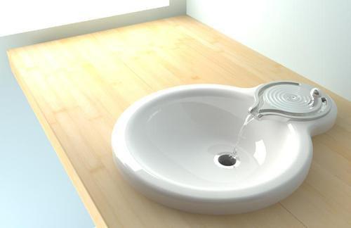Beautiful Faucet Design