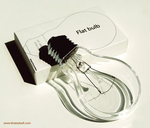 Photo of وداعاً للشكل المستدير!! Flat Bulb