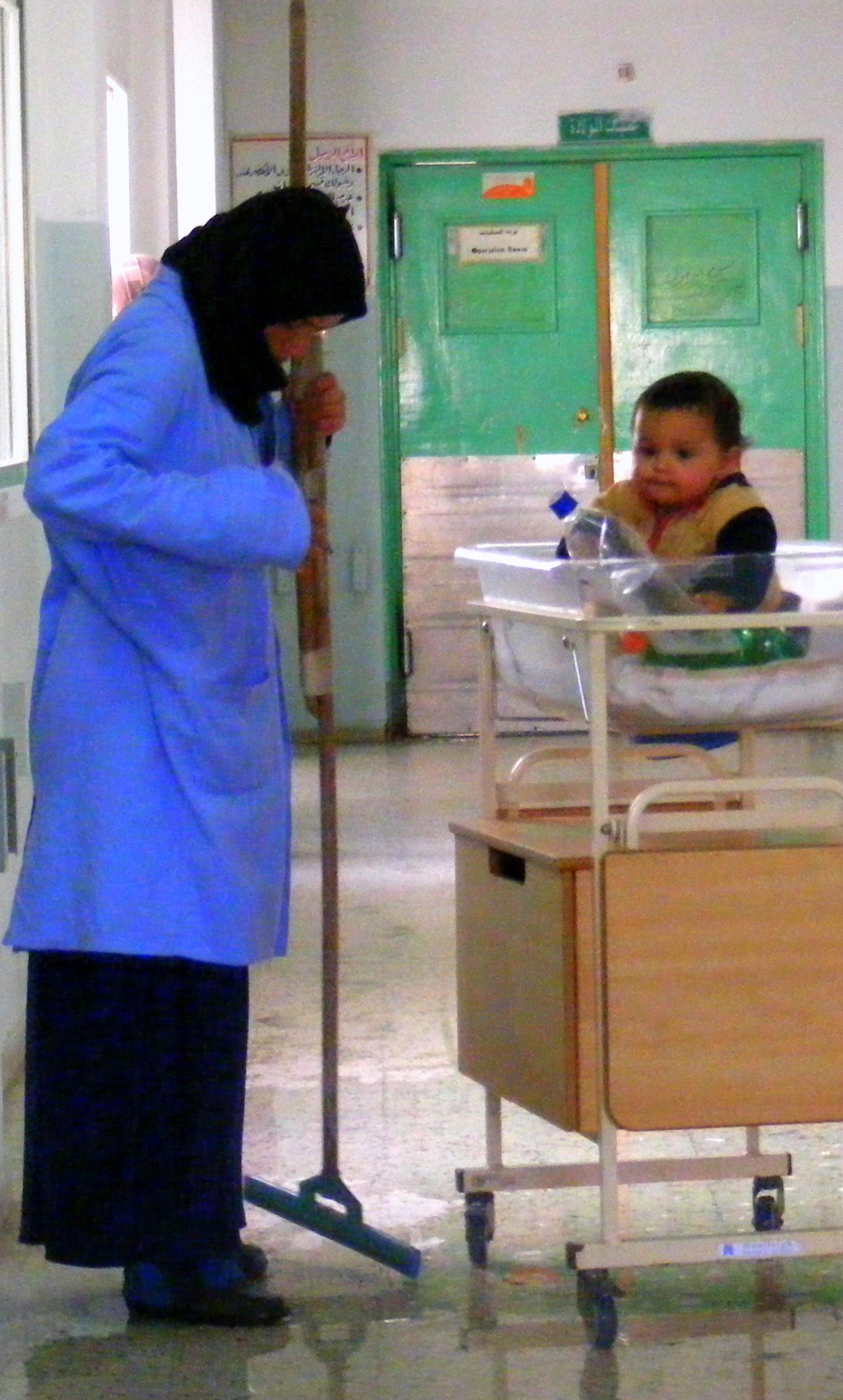 Photo of ذات الرداء الأزرق.. في غزة