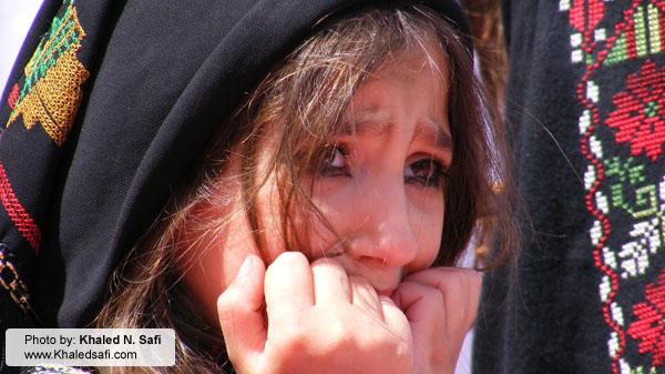 ملامح الطفولة المذبوحة.. تعبر بجلاء عن حالة أطفالنا في غزة