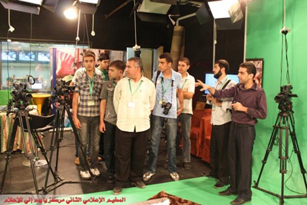 مخيم الإعلام الجديد الثاني جمعية ياردم إلي التركية